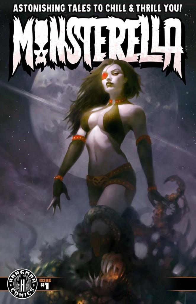 Monsterella #1
