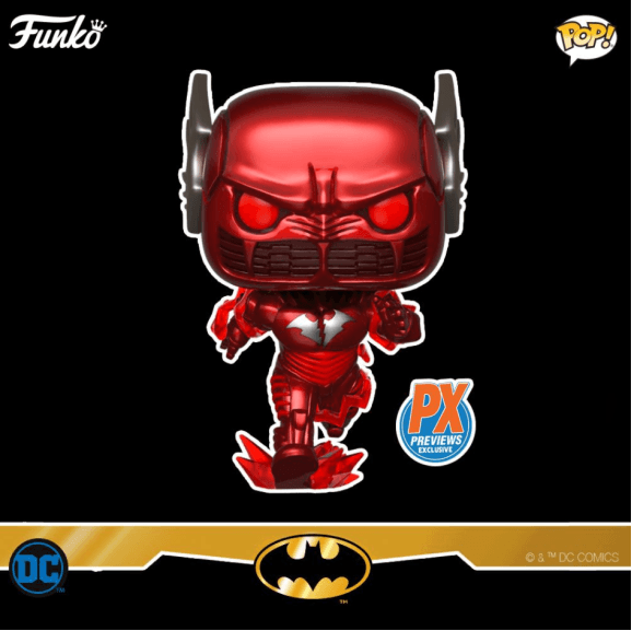 PREVIEWS Exclusive Red Death Funko POP!