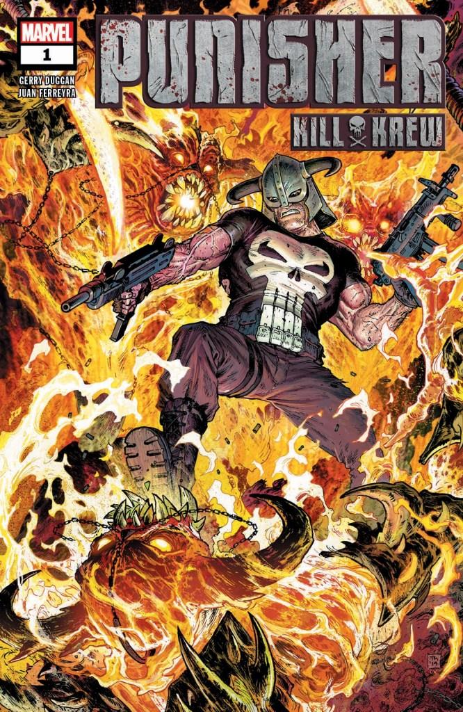 PUNISHER KILL KREW #1 (of 5)
