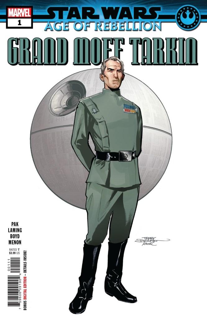Star Wars: Age of Rebellion - Grad Moff Tarkin #1