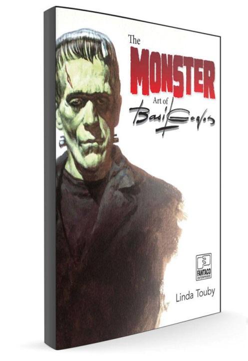 The Monster Art of Basil Gogos