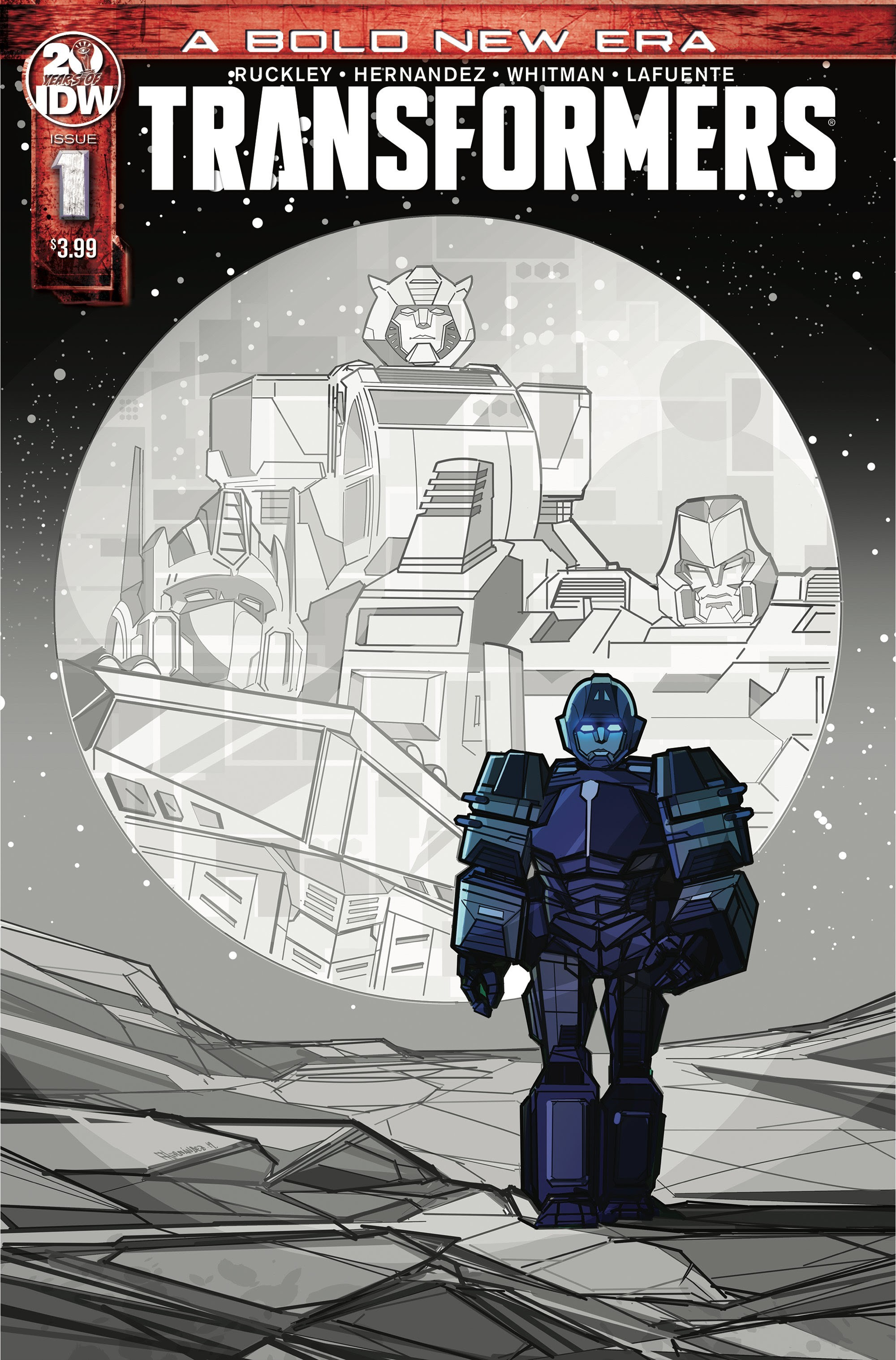 Transformers #1 Sells Out and Gets a Second Printing