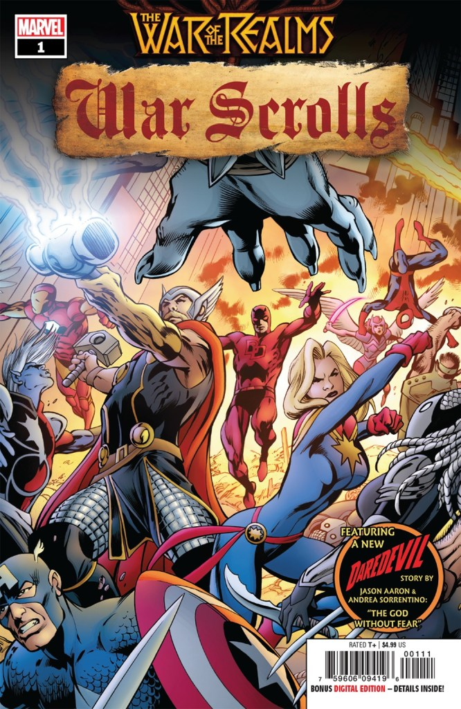 War of the Realms: War Scrolls #1 (of 3)