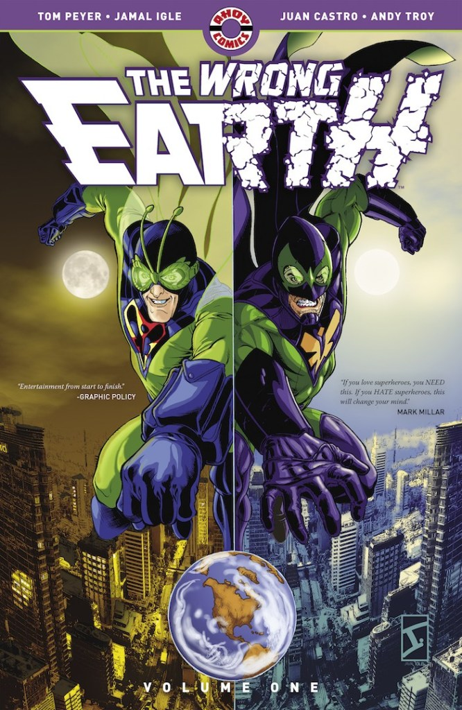 THE WRONG EARTH Volume 1