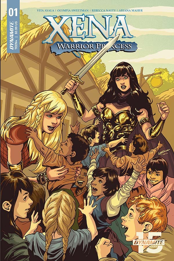 xena: warrior princess Archives | Graphic Policy