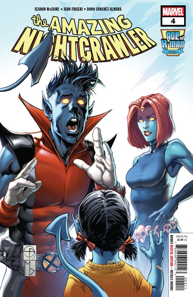 Age of X-Man: The Amazing Nightcrawler #4