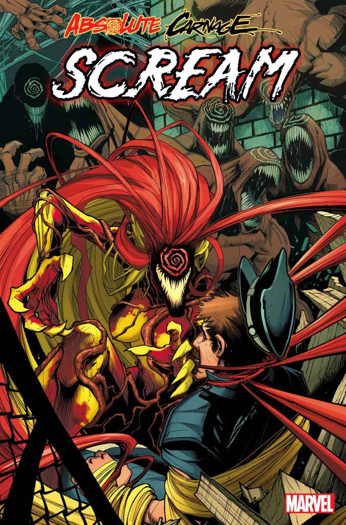 ABSOLUTE CARNAGE: SCREAM #2 (of 3)