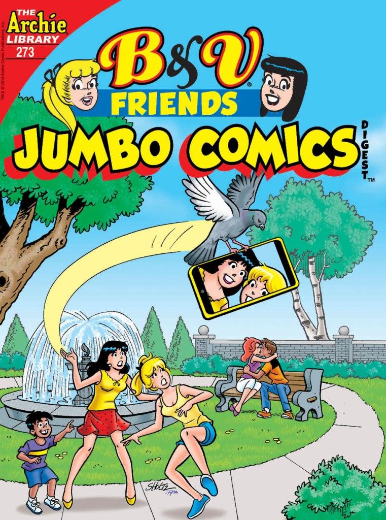 B&V FRIENDS JUMBO COMICS DIGEST #273