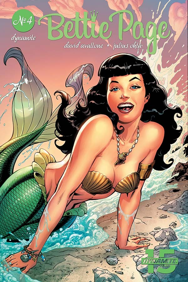 Bettie Page #4
