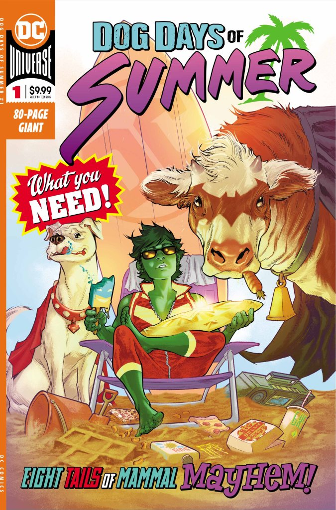 Dog Days of Summer #1