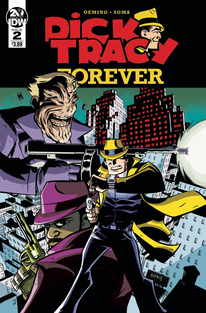 Dick Tracy Forever #2