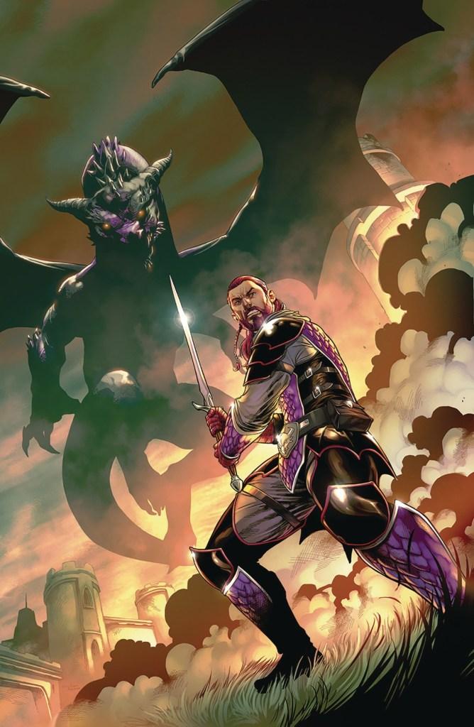 Dragonsblood #1