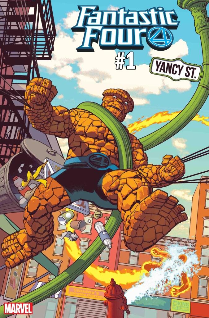 Fantastic Four: Yancy Street #1