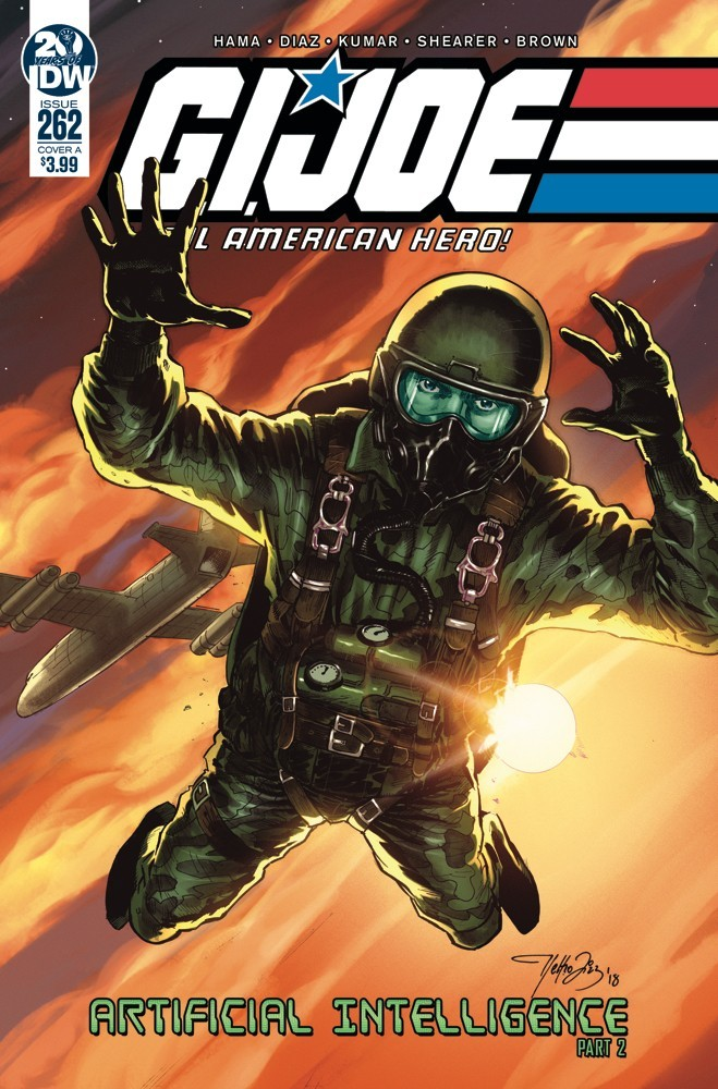 G.I. Joe: A Real American Hero #262