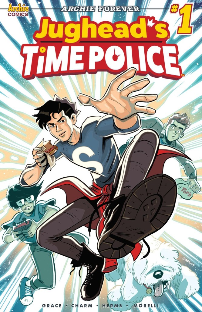 JUGHEAD'S TIME POLICE #1 (of 5)