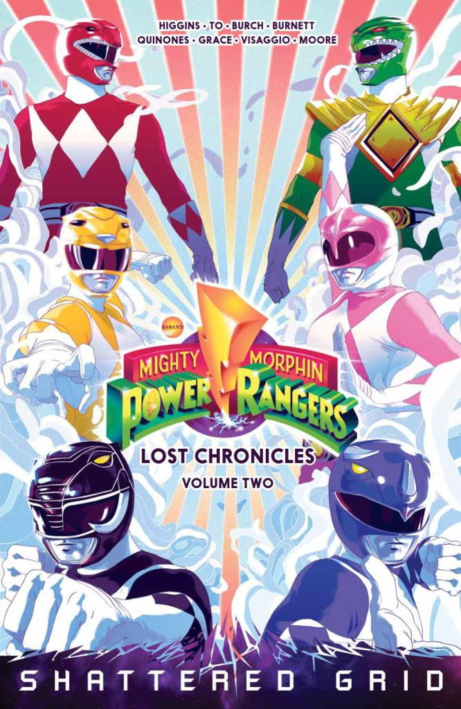 Mighty Morphin Power Rangers: Lost Chronicles Vol. 2 SC