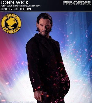 One:12 Collective John Wick Chapter 2 Deluxe Edition