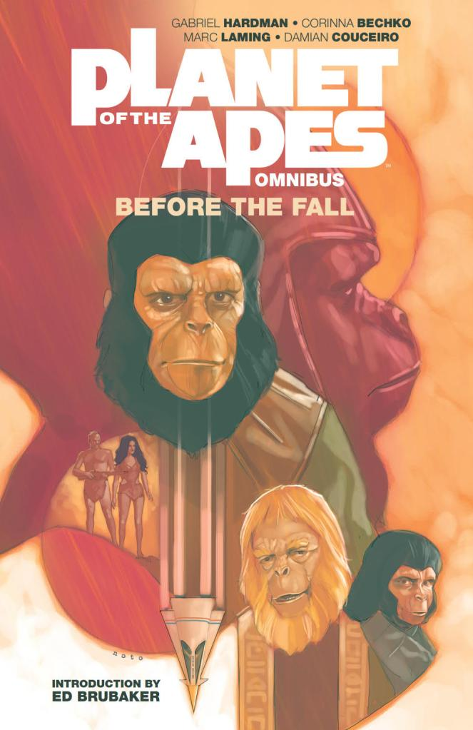 Planet Of The Apes: Before The Fall Omnibus SC