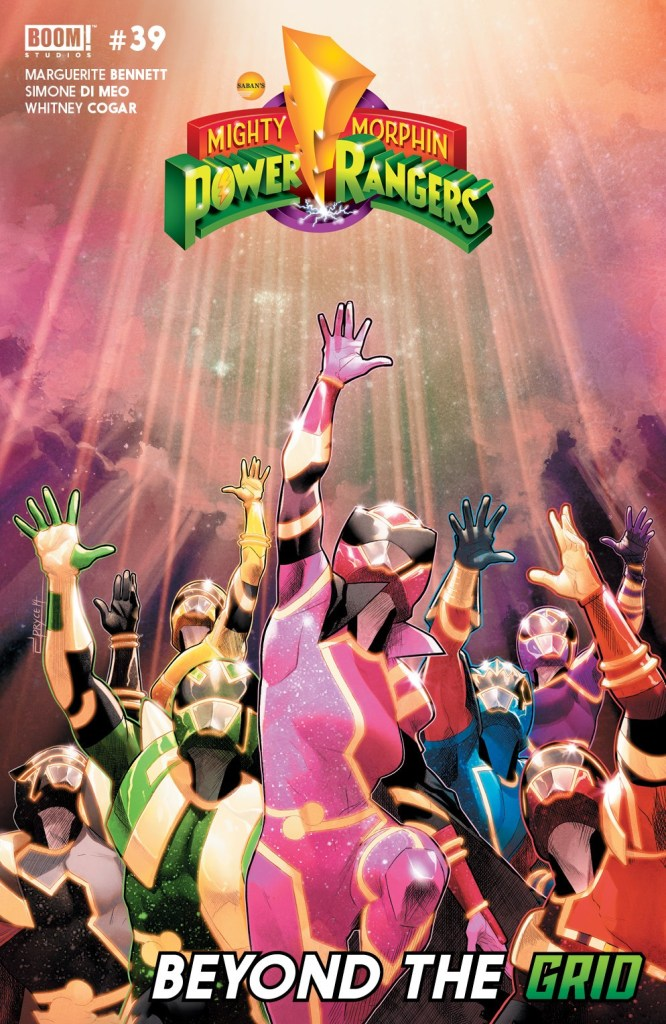 Mighty Morphin Power Rangers #39