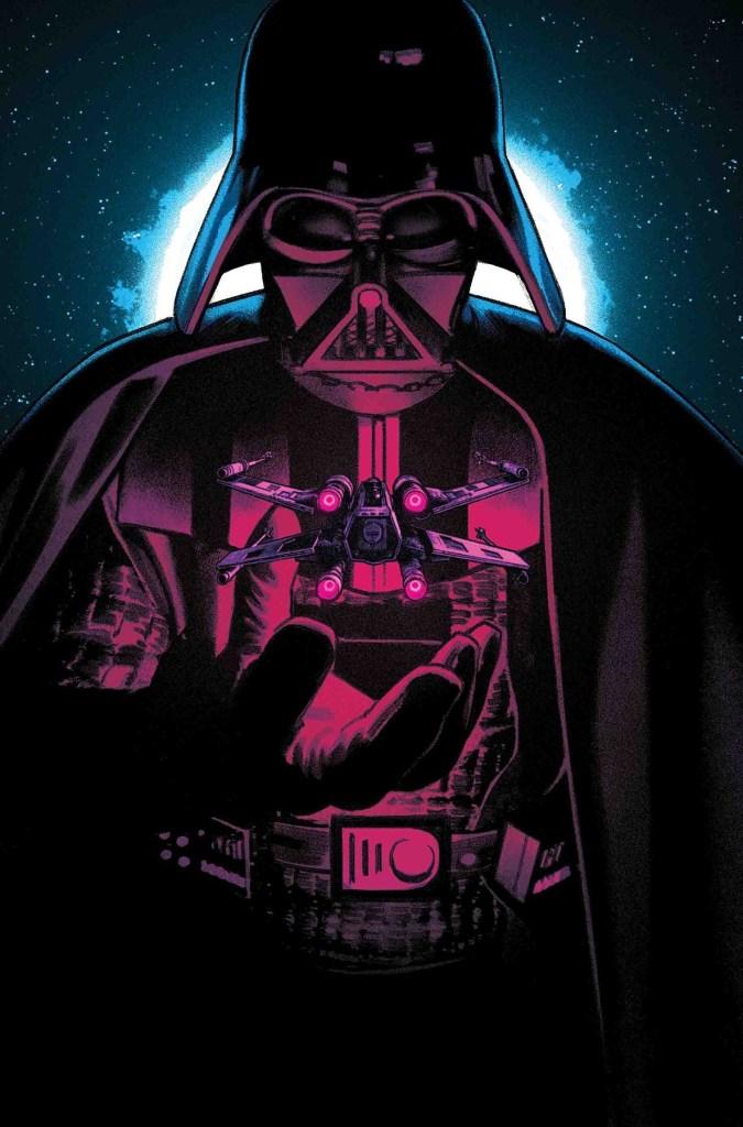 Star Wars: Vader - Dark Visions #4 (of 5)