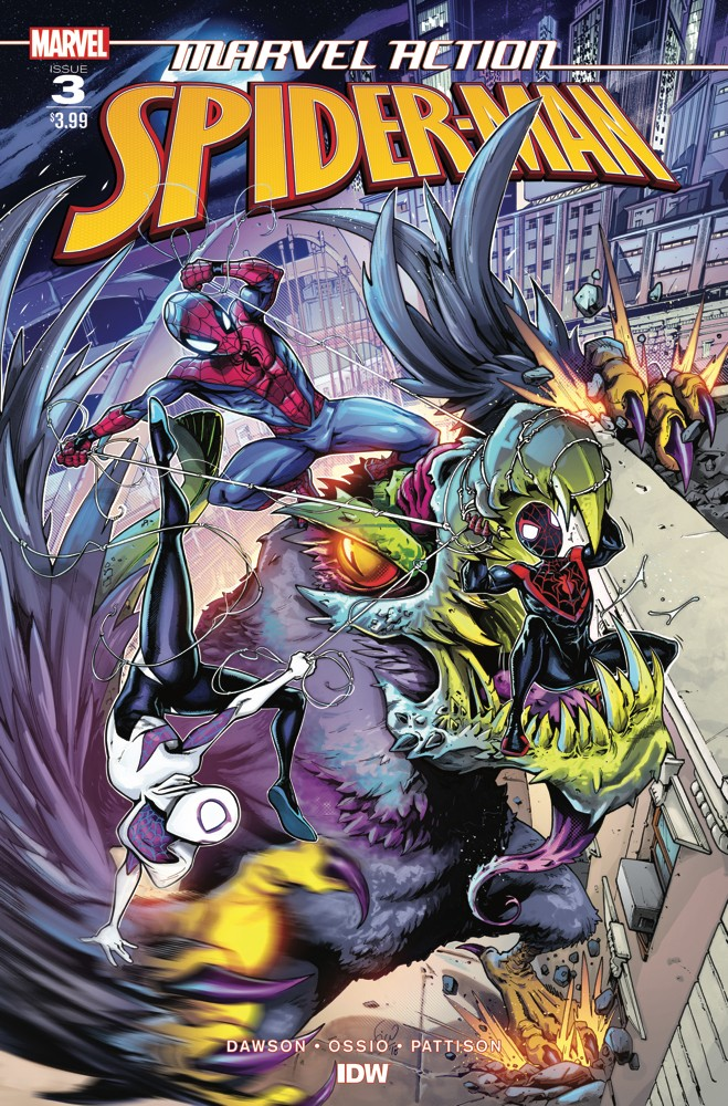 Marvel Action: Spider-Man #3
