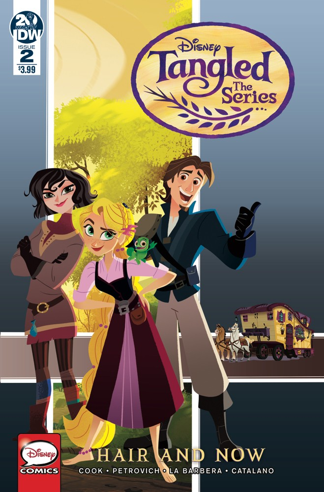 Tangled: The Series: Hair and Now #2