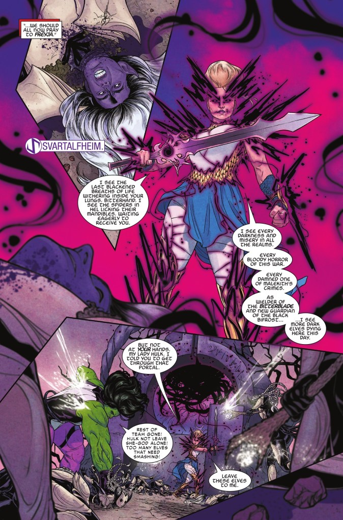Preview: War of the Realms #4 (of 6) | Graphic Policy