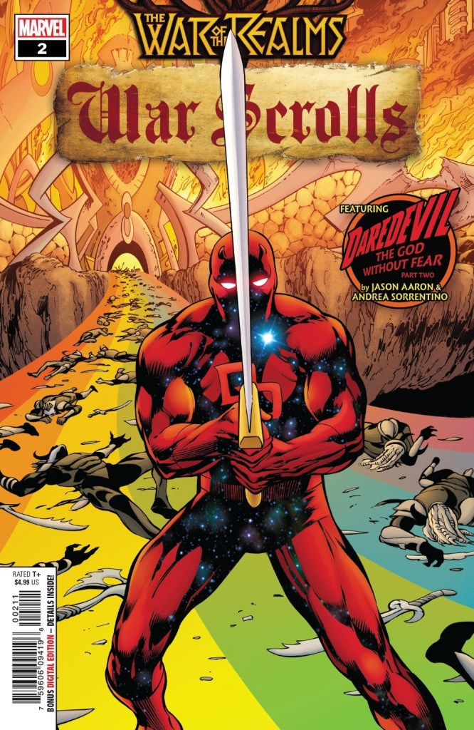 War of the Realms: War Scrolls #2 (of 3)
