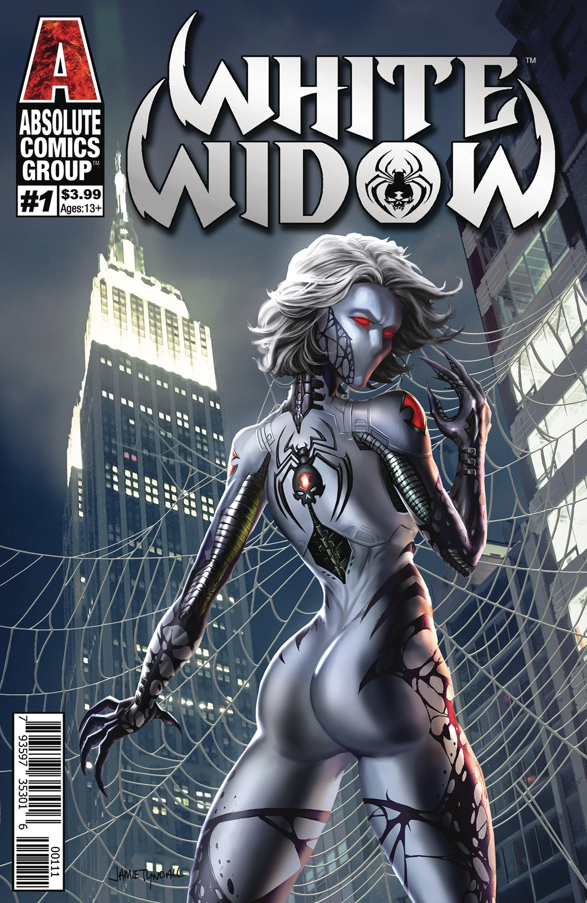 Review: White Widow #1