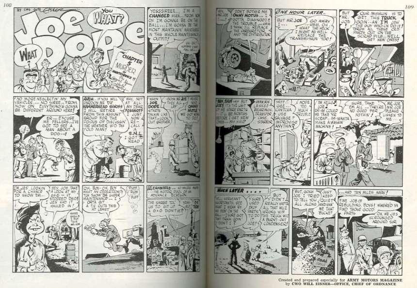 gov comics joe dope part propaganda precursor to PS