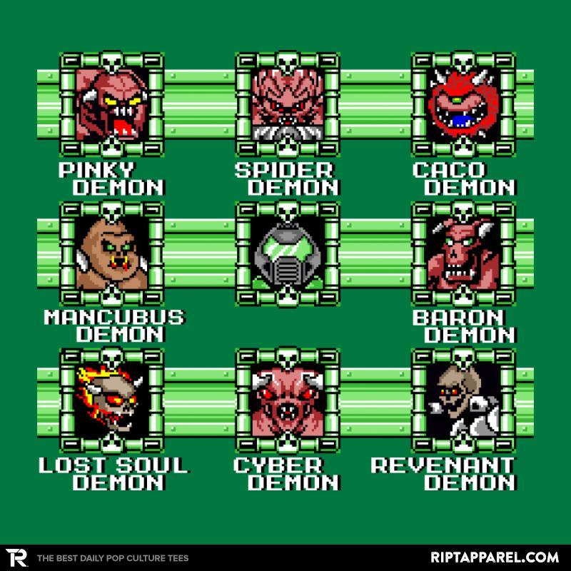 Select Demon Level