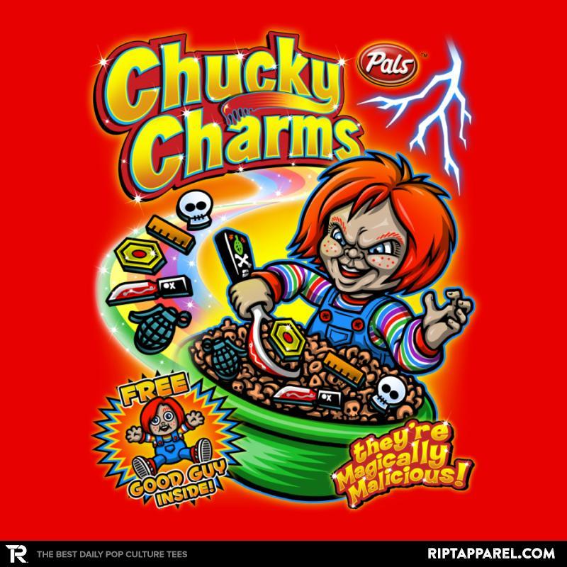 Chuck Charms
