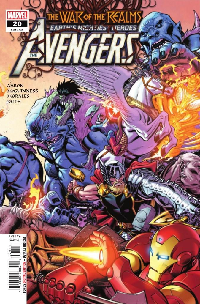 The Avengers #20