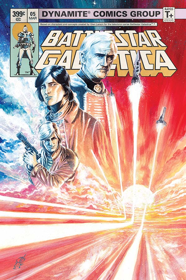 Battlestar Galactica (Classic) Counterstrike #5