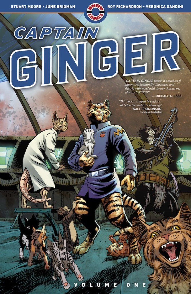 Captain Ginger Vol. 1