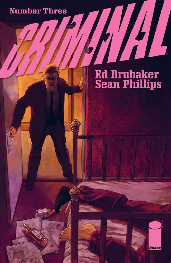 Criminal #3 2nd printing