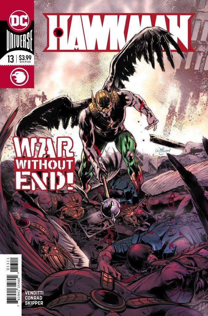 Hawkman #13