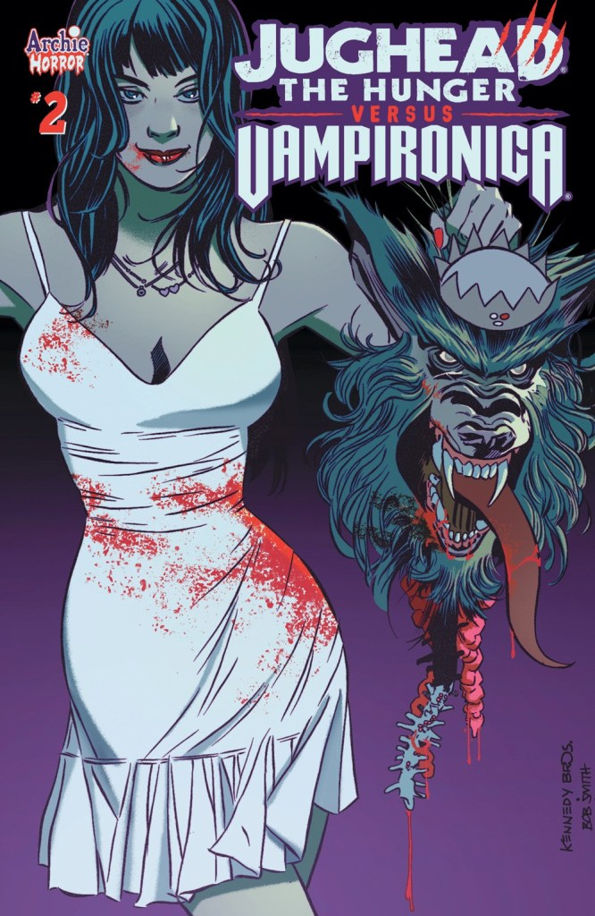 JUGHEAD THE HUNGER VS. VAMPIRONICA #2 (of 5)