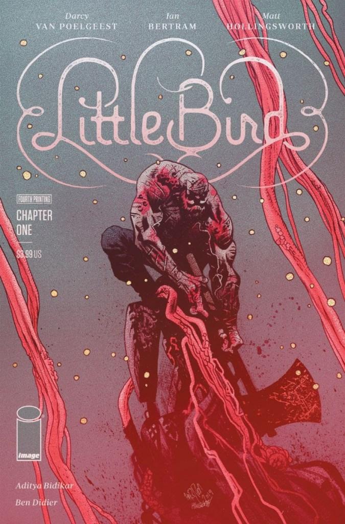 le Bird #1, fourth printing