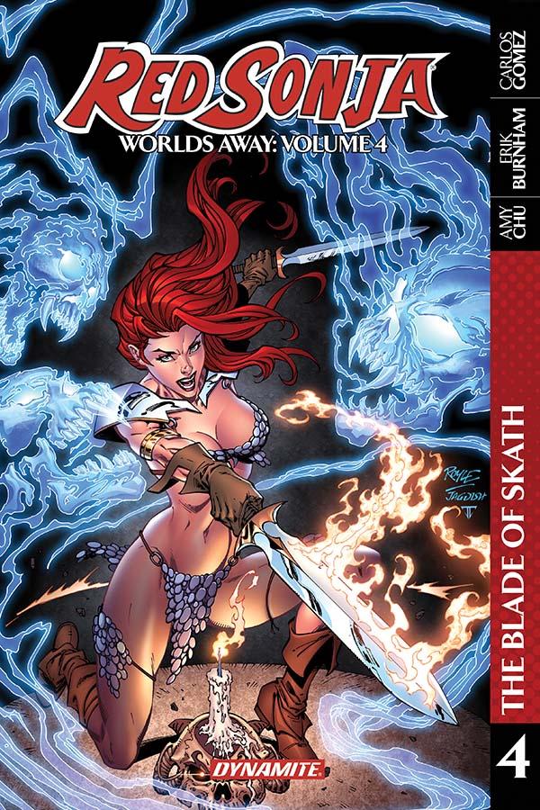 Red Sonja: Worlds Away Vol. 4