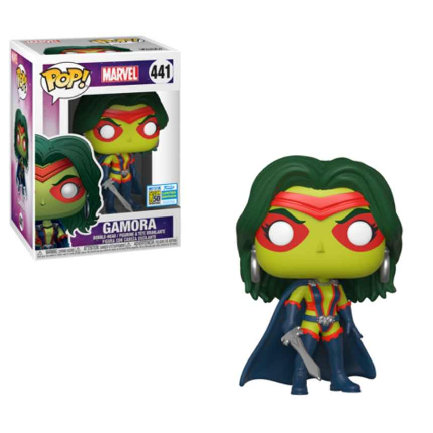 SDCC 2019 Marvel Funko Pop! Gamora