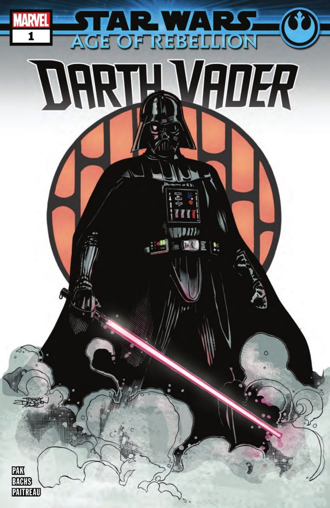 Star Wars Age of Rebellion - Darth Vader #1