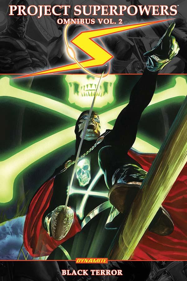 Project Superpowers Omnibus Vol.2: Black Terror TP