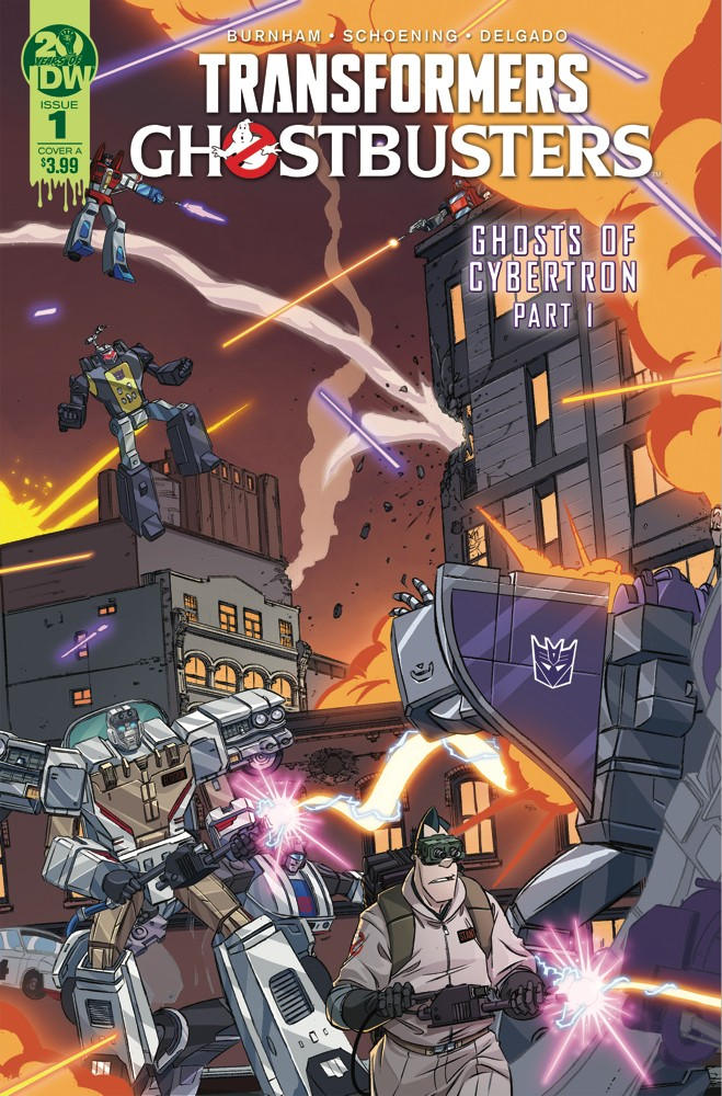 Transformers/Ghostbusters #1