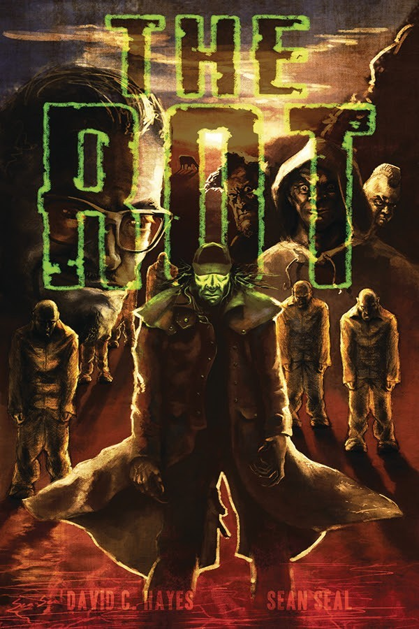 The Rot Vol. 1 (Trade Paperback)