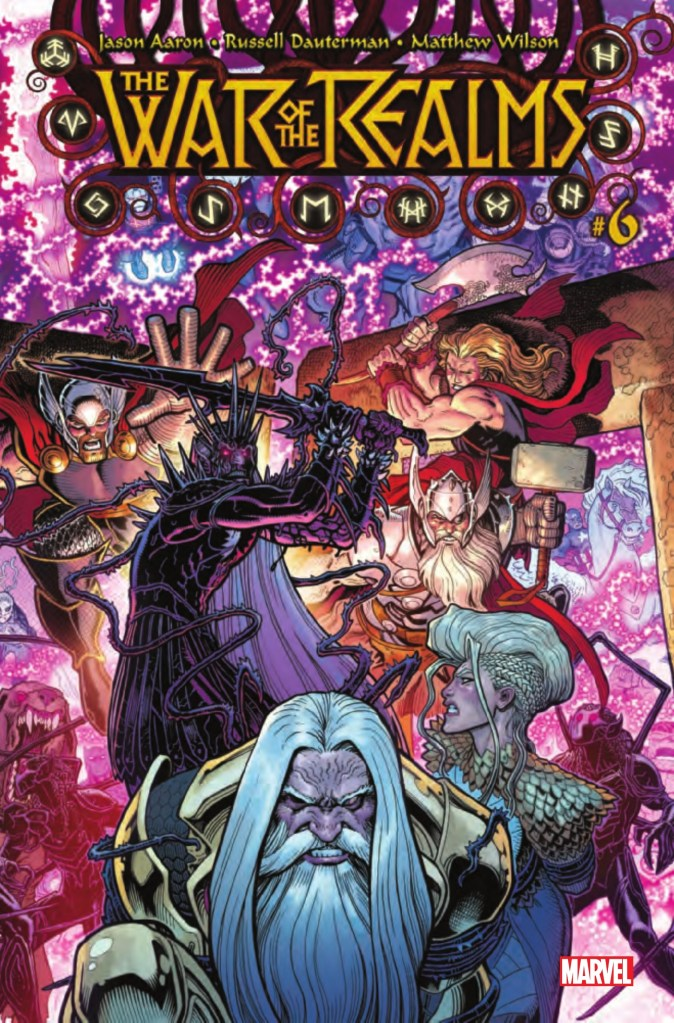 War of the Realms #6 (of 6)
