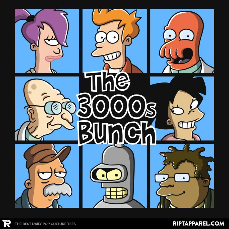 The 3000s Bunch