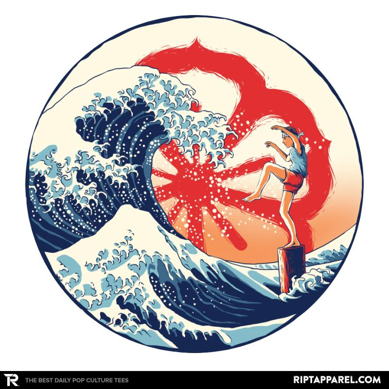The Great Wave of Miyagi