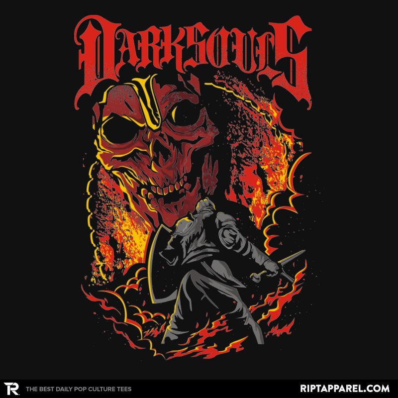 Dark Metal Souls