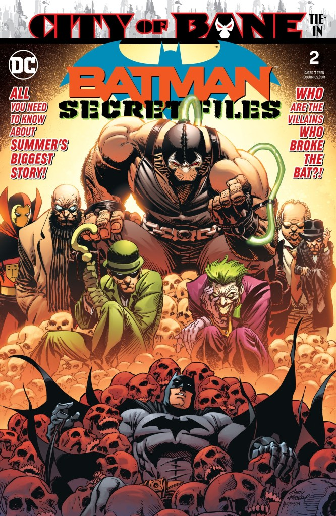 Batman: Secret Files #2